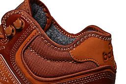 Ботинки New Balance 574OAD коричневый, фото 3