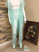 """Штаны для прессотерапии / Штани (тип """" повзуни """") одноразові для пресотерапії на м`якій резинці"""