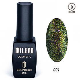 Гель лак Milano Chameleon collection - 001