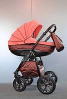 Детская универсальная прогулочная коляска трансформер 2 в 1 Ajax Group (PRIDE)