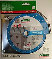 Distar алмазный круг по бетону ExtraMax d230 мм турбо