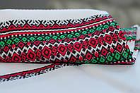 Рушник зеленая нитка | Рушник зелена нитка 1,9 м