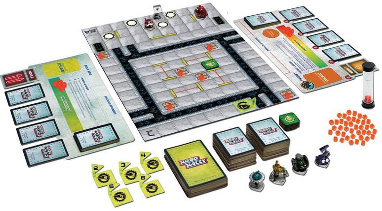 Настольная игра Robo Rally, фото 2