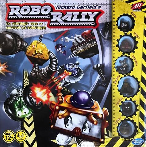 Настольная игра Robo Rally