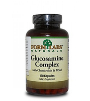 FormLabs Glucosamine Complex with Chondroitin & MSM 120 caps