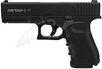 Пістолет стартовий Retay G17 кал. 9 мм. Колір - black.