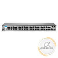 Комутатор 48 port HP 2620-48 (J9626A) БО