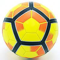 Мяч футбольный №5 PREMIER LEAGUE термошов (оранж), фото 1