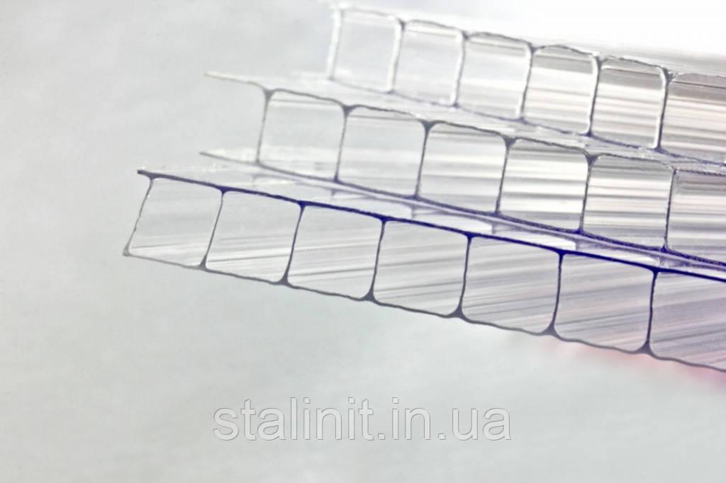 Сотовый поликарбонат BEROLUX d=8 мм