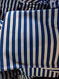 Тельняшки с начесом крашенные, 52 р и др, голубая полоса и др., фото 3