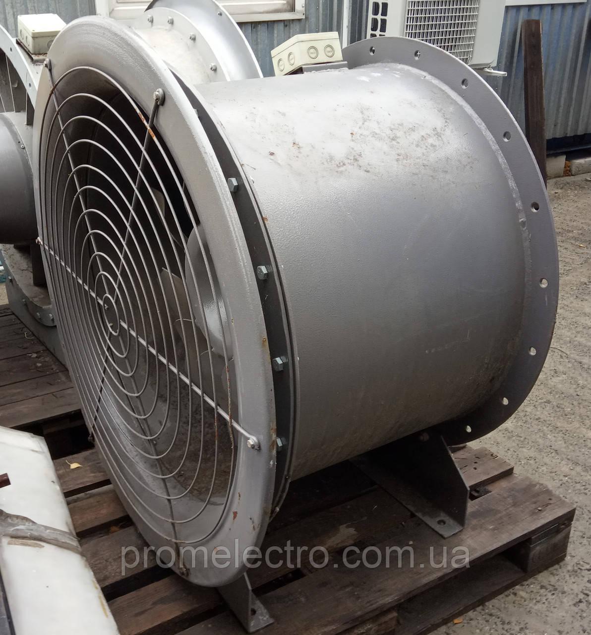 Вентилятор канальный Tyvent WOO-80/3 M