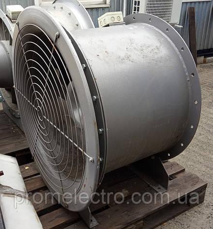 Вентилятор канальный Tyvent WOO-80/3 M, фото 2