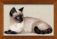 """Набор для вышивания """"Тайская кошка"""""""
