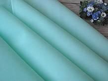 Зефирный фоамиран, Светлый Мятный, 50 х 50см., 1 мм. - 22 грн.