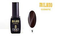 Кошачий глаз Milano  009