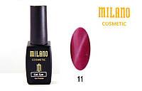 Кошачий глаз Milano  011