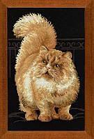 """Набор для вышивания """"Персидский кот"""""""