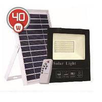 Прожектор LED на солнечной батарее VARGO 40W 6500К
