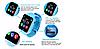 Розумні Смарт-годинник UWatch Smart V7K з GPS трекером BLACK, фото 7