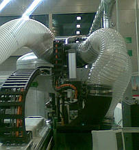 Полиуретановые шланги 110 мм 0,5 мм