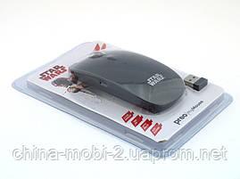 Mouse Star Wars беспроводная мышка MMSW01, черная, фото 3