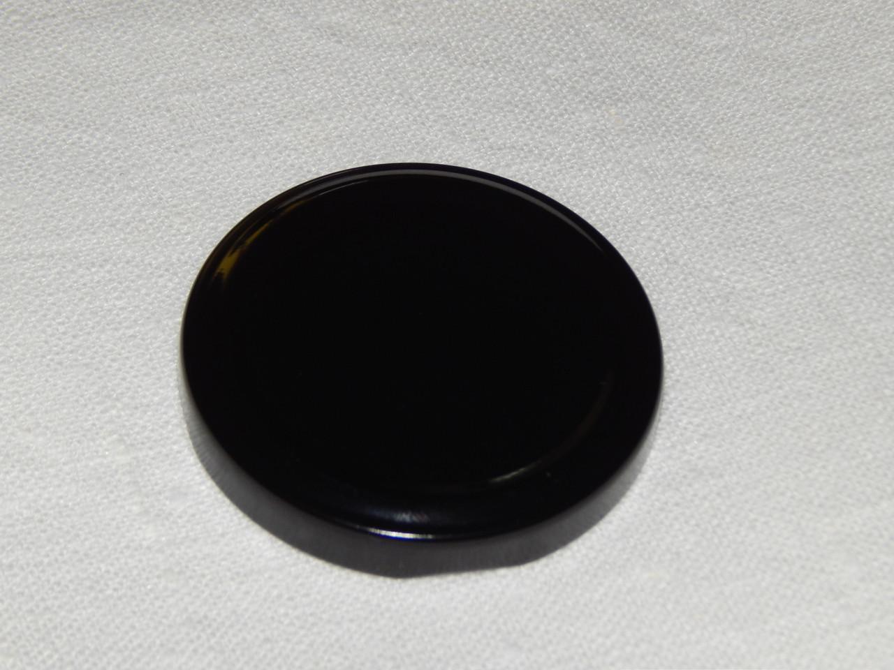 Крышка закаточная твист-офф размер 53 мм черная