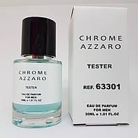 Azzaro Chrome Масляный тестер 30 мл