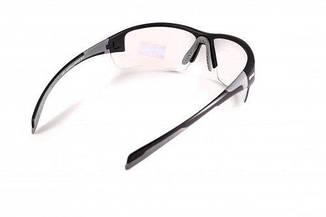 Защитные спортивные очки  Hercules-7 от Global Vision (США) прозрачная линза, фото 3