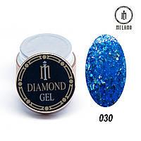 Diamond гель 8g Milano 030