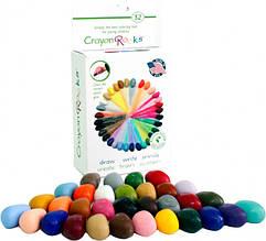 Олівці-камінчики Crayon Rocks 32 кольору