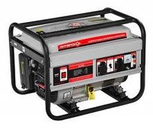Бензиновый генератор Интерскол ЭБ-6500 Grey