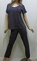 Пижама женская футболка и брюки, от 44 до 54 р-ра, Харьков, фото 2