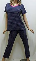 Пижама женская футболка и брюки, от 44 до 54 р-ра, Харьков, фото 3