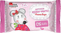 """""""Pink Elephant"""" Детское крем-мыло """"Мышка Варя"""" 90г (8588006037470)"""