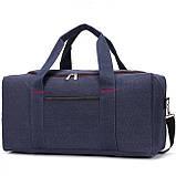 Холщовая сумка дорожная, фото 3