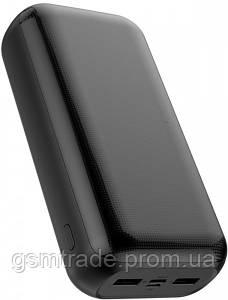 Портативная батарея GOLF Power Bank 20000 mAh G54 Li-pol Black