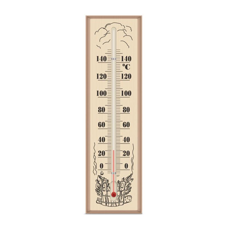 Термометр для лазні, сауни