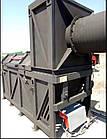 Утилизатор органических отходов УТ750Д (150 кг/ч) с теплообменником, фото 4