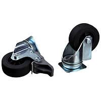 Тrixie Wheels for Tour комплект колес для переноски Skudo Transport Box 4-7, 4шт.