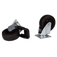 Тrixie Wheels комплект колес для переноски Transport Box Gulliver 4-7, 4шт.