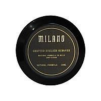 Remover для снятия ресниц Milano 10 мл
