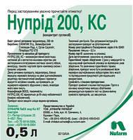 Нуприд 20% 500 мл протравитель инсектицидный, Nufarm