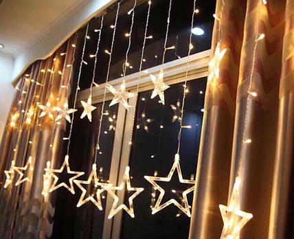 Виды новогодних гирлянд и варианты украшений