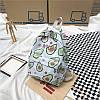 Рюкзак с принтом Авокадо и Драгон Фрукт, фото 5
