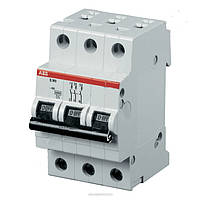 Автоматический выключатель ABB S203-B32 (3п, 32A, Тип B, 6kA) 2CDS253001R0325