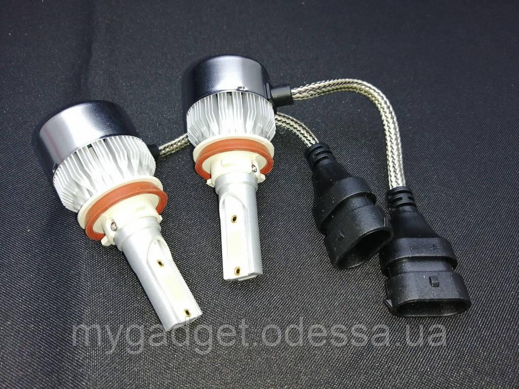 Комплект ксенона C6 HeadLight H11 36W/3800LM