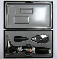 Набор диагностический: отоскоп, офтальмоскоп с одной рукояткой