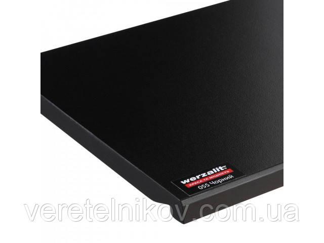 Подоконники Werzalit Compact (Верзалит Компакт) Черный 055
