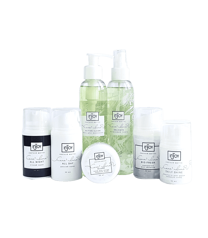 Набор InJoy Идеальный ежедневный набор красот, 7 продуктов