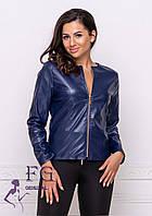 Куртка - пиджак из экокожи 001D/05, фото 1